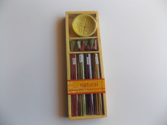 Picture of Incense stick, Incense Cone, and Incense Holder